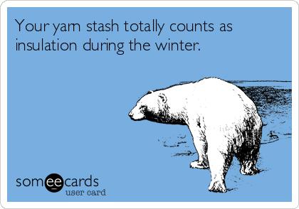 Yarn Insulation